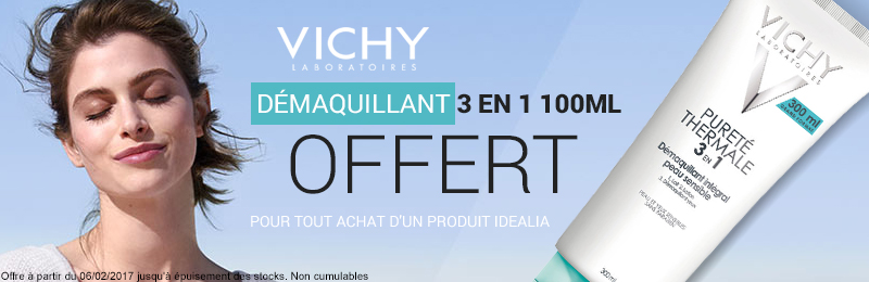 Offre Vichy