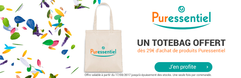 Offre Puressentiel Tote bag