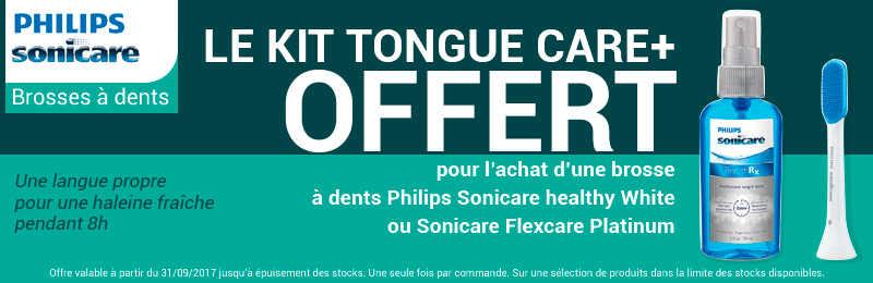 Offre Philips Sonicare