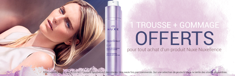 Offre Nuxe Nuxellence