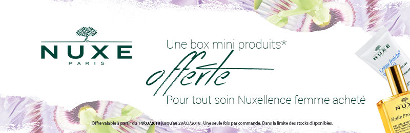 Offre NUXELLENCE