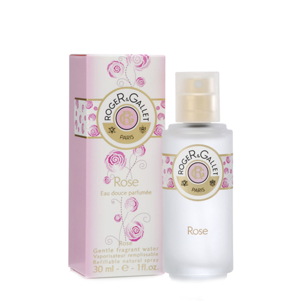 prix de roger gallet rose eau fra che vaporisateur 30 ml. Black Bedroom Furniture Sets. Home Design Ideas