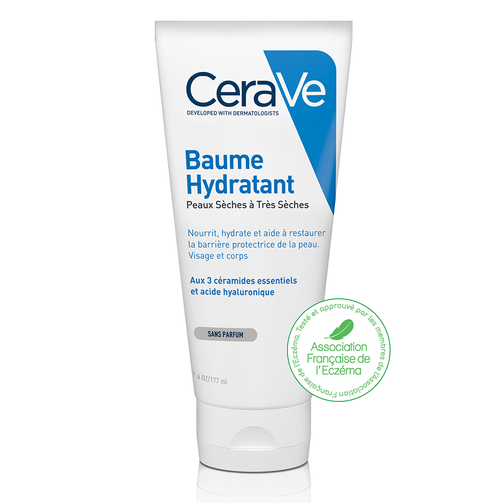 Baume Hydratant Peaux Seches A Tres Seches 177ml Cerave