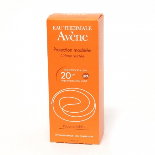 avene solaire cr me teint e spf20 50 ml easyparapharmacie. Black Bedroom Furniture Sets. Home Design Ideas