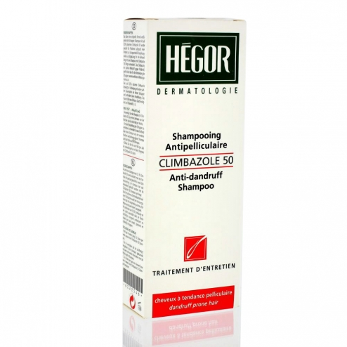 HEGOR SHAMPOOING ANTIPELLICULAIRE CLIMBAZOLE 50 150ML