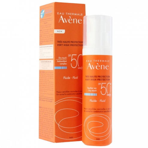 avene solaire fluide spf50 50ml easyparapharmacie. Black Bedroom Furniture Sets. Home Design Ideas