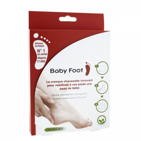 baby foot soins des pieds