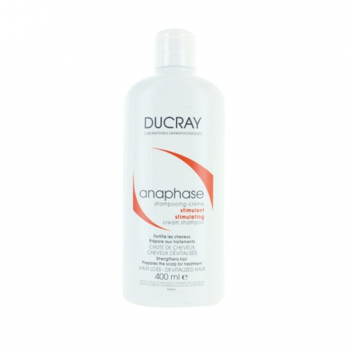 ducray anaphase shampooing creme stimulant 400ml. Black Bedroom Furniture Sets. Home Design Ideas