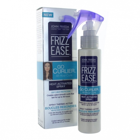 JOHN FRIEDA FRIZZ EASE SPRAY THERMO-ACTIVE BOUCLES REBONDIES 100ML 6a3cea8b01e