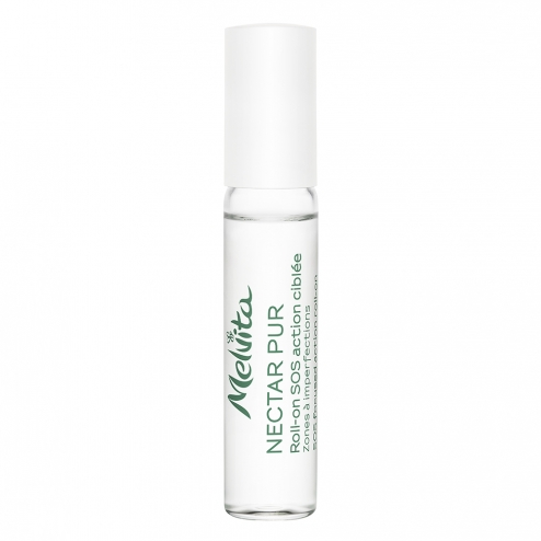 melvita nectar pur roll on action ciblee zones a imperfections bio 5ml