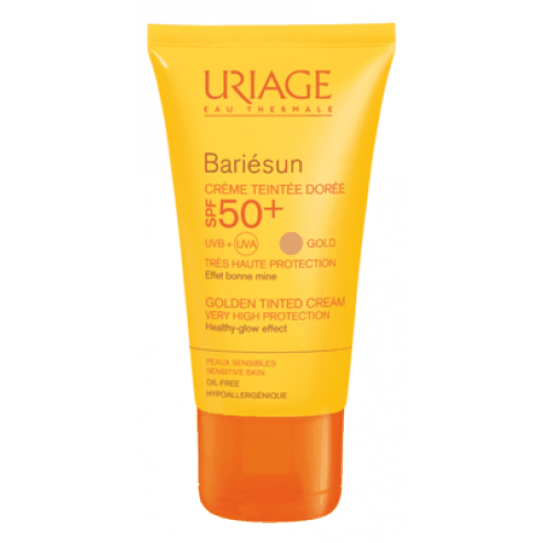 uriage bariesun spf50 creme teintee doree 50ml easyparapharmacie. Black Bedroom Furniture Sets. Home Design Ideas