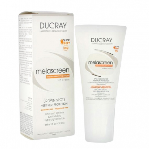 ducray melascreen creme solaire taches brunes spf50 40ml. Black Bedroom Furniture Sets. Home Design Ideas