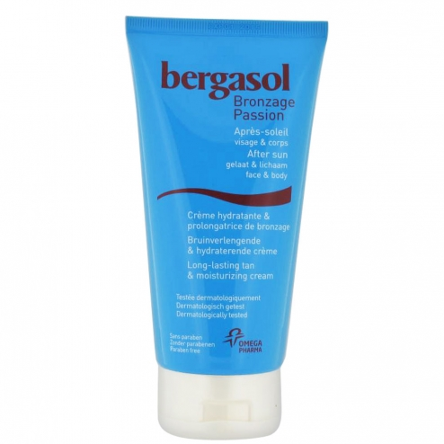 bergasol apres soleil creme 150ml easyparapharmacie. Black Bedroom Furniture Sets. Home Design Ideas