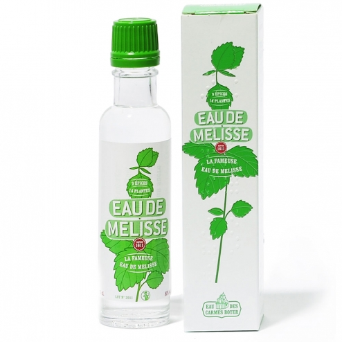 EAU DE MELISSE DES CARMES BOYER FLACON SIMPLE 5CL