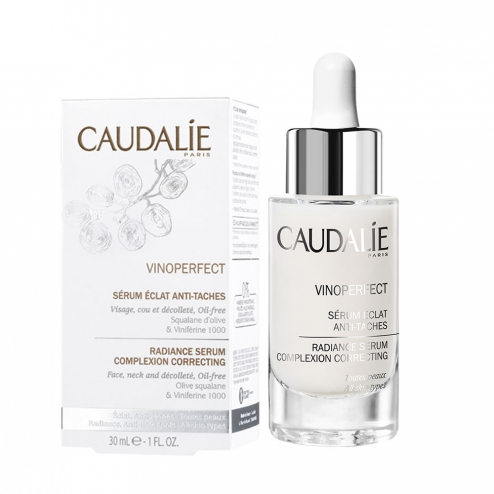 caudalie vinoperfect serum eclat anti taches 30ml easyparapharmacie. Black Bedroom Furniture Sets. Home Design Ideas