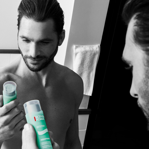 SOIN OLIGO-THERMAL PEAUX SECHES 75ML AQUAPOWER HOMME BIOTHERM