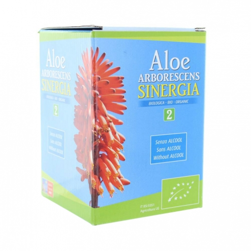 aloe arborescens sinergia bio 2 sans alcool 750ml easyparapharmacie. Black Bedroom Furniture Sets. Home Design Ideas