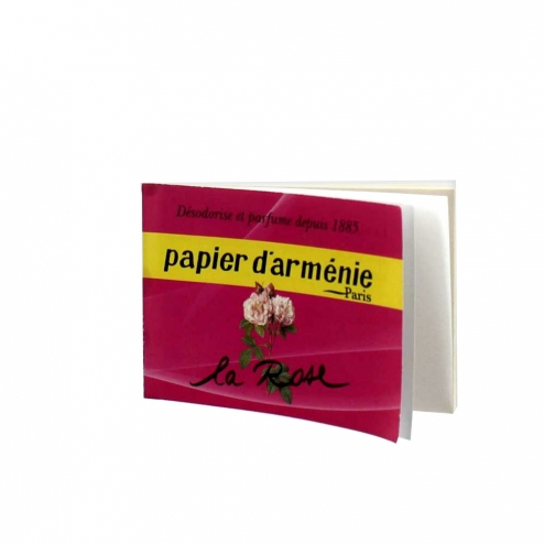 papier d 39 armenie parfum rose easyparapharmacie. Black Bedroom Furniture Sets. Home Design Ideas