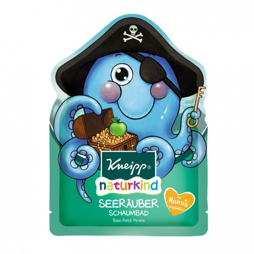 BAIN MOUSSANT 40ML NATURE KIDS KNEIPP-PETIT PIRATE