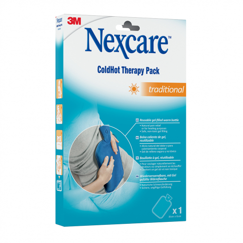 Bouillotte à Gel Coldhot Therapy Traditional Nexcare 3M
