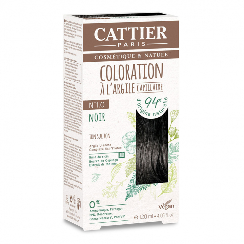 Coloration A L' Capillaire 120ml Argile Cattier