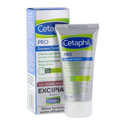 CREME BARRIERE PROTECTRICE JOUR 50ML DRYNESS CONTROL CETAPHIL PRO