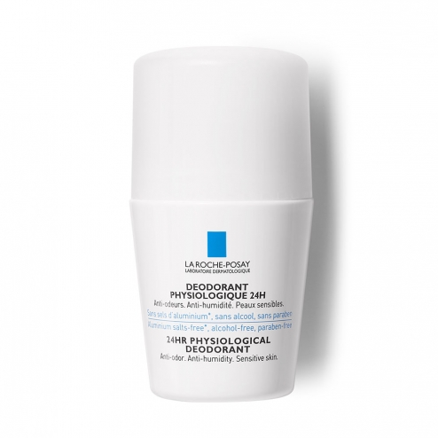 DEODORANT PHYSIOLOGIQUE 24H ROLL-ON 50ML LA ROCHE-POSAY
