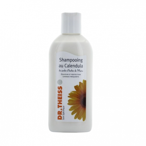 DR THEISS SHAMPOOING AU CALENDULA DOUCEUR PROTECTION USAGE FREQUENT 200ML