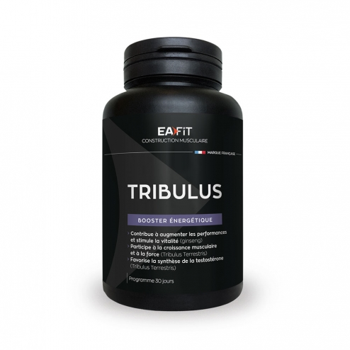 EAFIT TRIBULUS SYNTHESE TESTOSTERONE 90COMPRIMES
