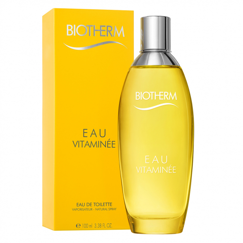 EAU VITAMINEE SPRAY FRAICHEUR 100ML LES COLLECTIONS EAU BIOTHERM