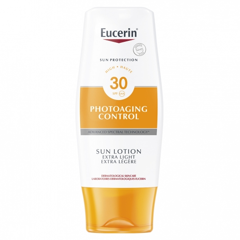 EUCERIN SUN PHOTOAGING CONTROL LOTION EXTRA LEGERE SPF30 150ML