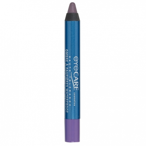 EYE CARE COSMETICS CRAYON OMBRE A PAUPIERES WATERPROOF-VIOLET