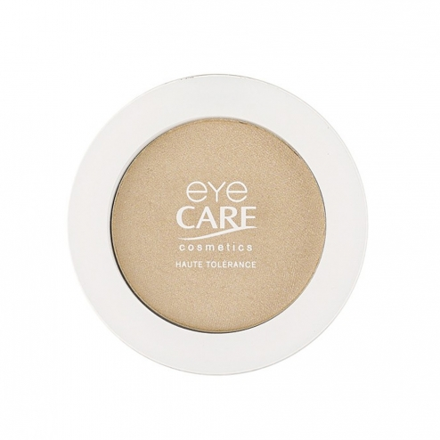 EYE CARE COSMETICS FARD A PAUPIERES HAUTE TOLERANCE-CHAMPAGNE
