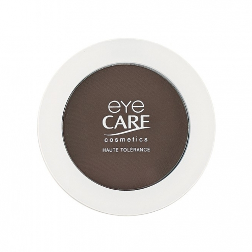 EYE CARE COSMETICS FARD A PAUPIERES HAUTE TOLERANCE-CHATAIGNE