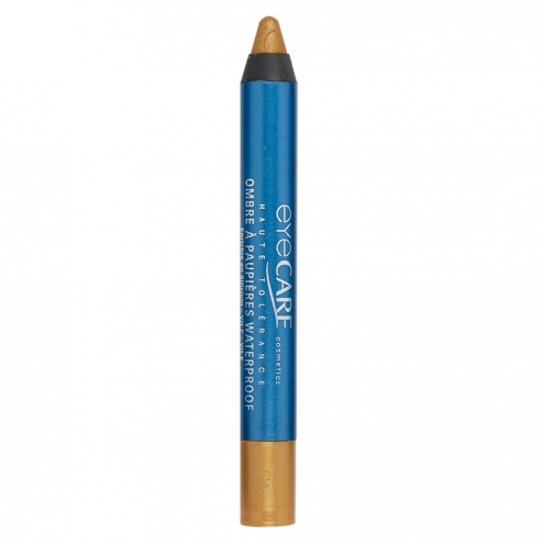 EYE CARE COSMETICS CRAYON OMBRE A PAUPIERES WATERPROOF-GOLD