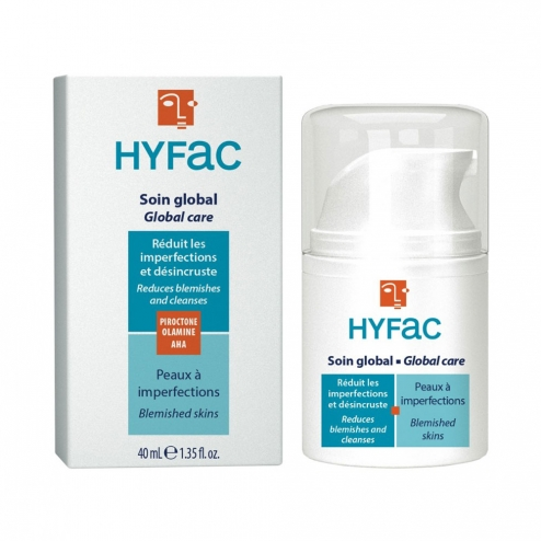 HYFAC SOIN GLOBAL PEAUX A IMPERFECTIONS 40ML