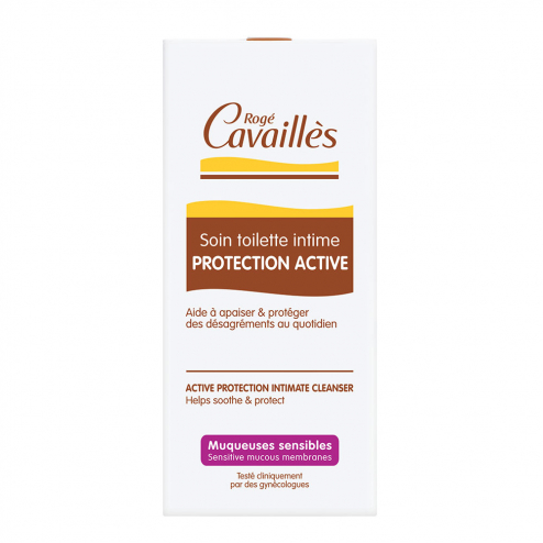 INTIME PROTECTION ACTIVE INTIME 200ML ROGE CAVAILLES