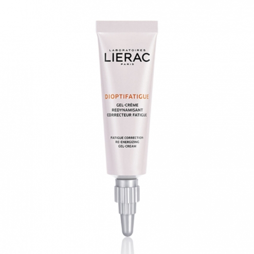 LIERAC DIOPTIFATIGUE GEL CREME REDYNAMISANT CORRECTEUR FATIGUE 15ML