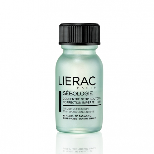 LIERAC SEBOLOGIE CONCENTRE STOP BOUTONS CORRECTION IMPERFECTIONS 15ML