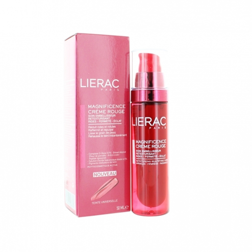 lierac magnificence creme rouge 50ml easyparapharmacie. Black Bedroom Furniture Sets. Home Design Ideas