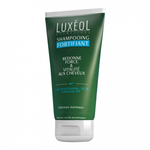 LUXEOL SHAMPOOING FORTIFIANT CHEVEUX NORMAUX 200ML