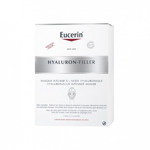 MASQUE INTENSIF A L'ACIDE HYALURONIQUE X4 HYALURON-FILLER EUCERIN