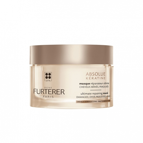 masque reparateur ultime 200ml absolue keratine rene furterer