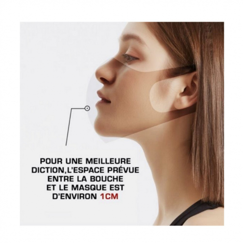 MASQUE DE PROTECTION RESPIRATOIRE X1 2.5 BIRD HEALTHCARE