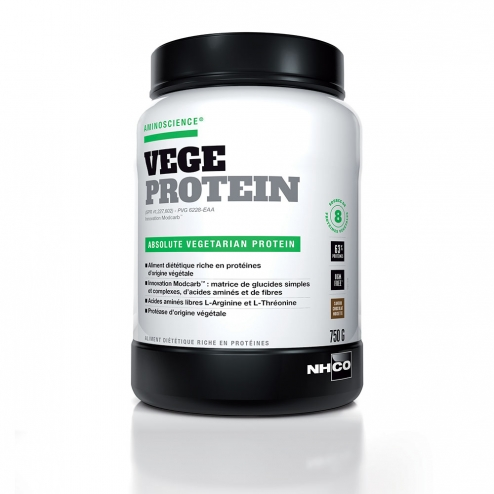 NHCO VEGE PROTEIN 750G