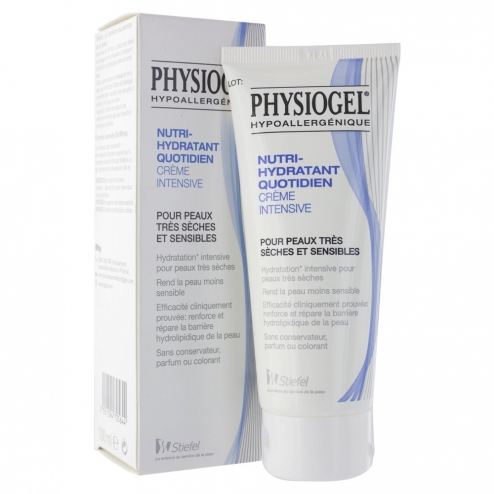 PHYSIOGEL NUTRI HYDRATANT QUOTIDIEN CREME INTENSIVE 100ML