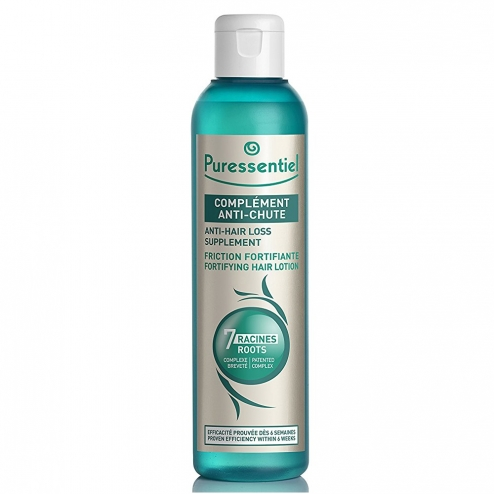 PURESSENTIEL COMPLEMENT ANTI CHUTE FRICTION FORTIFIANTE 200ML