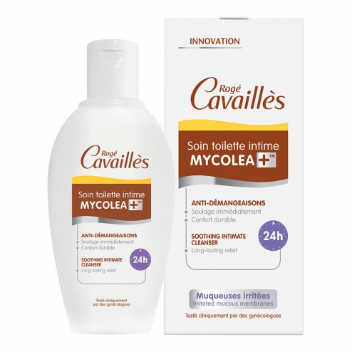 roge cavailles soin toilette intime mycolea 200ml easyparapharmacie. Black Bedroom Furniture Sets. Home Design Ideas