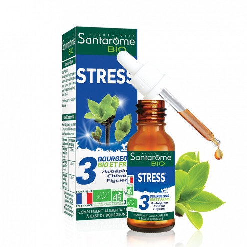 SANTAROME BIO COMPLEXE STRESS 30ML