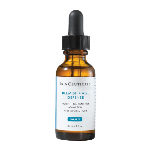SERUM VISAGE ANTI RIDE ET IMPERFECTIONS BLEMISH + AGE DEFENSE 30ML SKINCEUTICALS